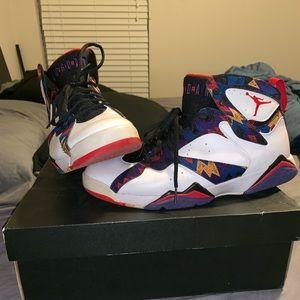 Jordan Retro 7's